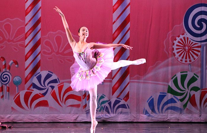 Conservatory, Advanced & Pre-Professional Ballet Classes