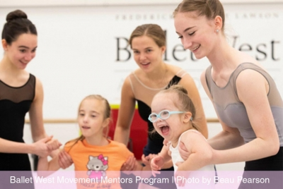 Movement Mentor Ballet Program