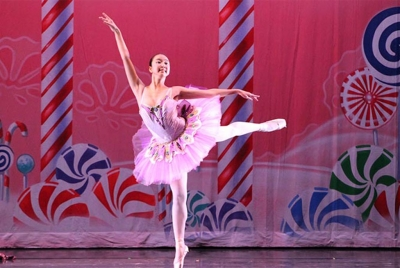 Conservatory Advanced Pre-Professional Ballet Class
