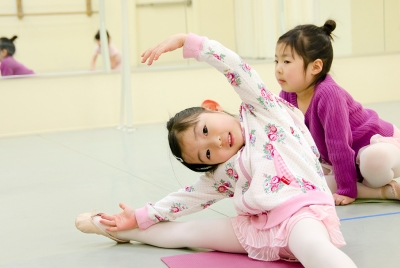 INTRODUCTION TO BALLET menu - Introduction to Ballet