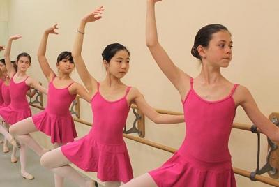 Intermediate Ballet Class