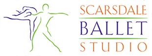 Scarsdale Ballet Studio Logo