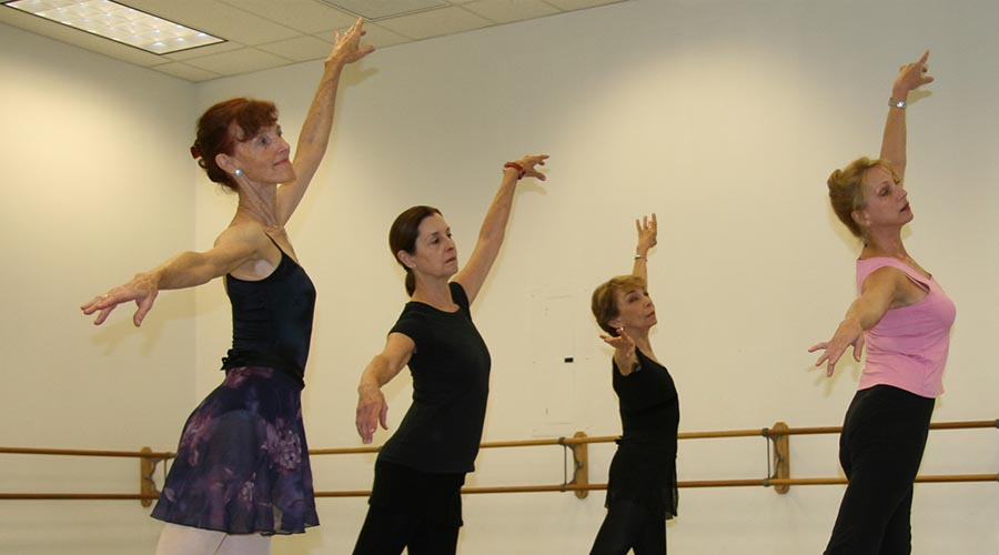 Three Myths About Adult Ballet Classes - Three Myths About Adult Ballet Classes