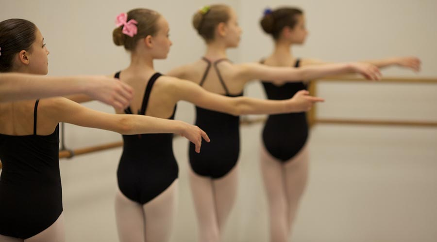 Top Four Benefits of Ballet 2 - Top Four Benefits of Ballet