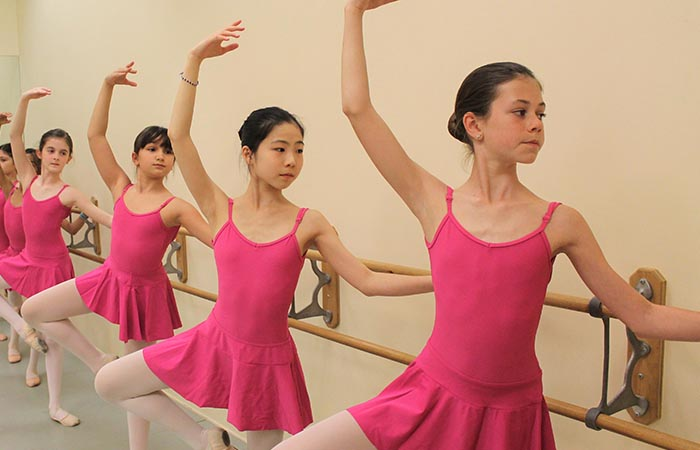 Intermediate Ballet Classes
