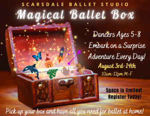 Magical Ballet Box 1 300x232 - Summer Ballet